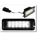 LED F. REG. SKYLT VW GOLF VI
