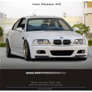 "BMW E46 COUPE/CAB PAKET ""TAKE M3"""